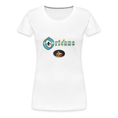 Orleans Händler - Frauen Premium T-Shirt