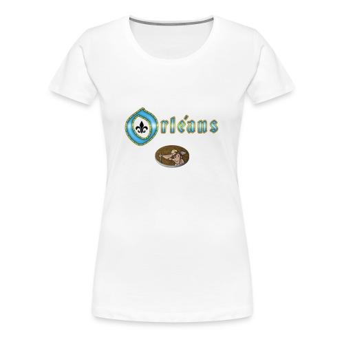 Orleans Handwerker - Frauen Premium T-Shirt