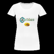 T-Shirts ~ Frauen Premium T-Shirt ~ Orleans Mönch