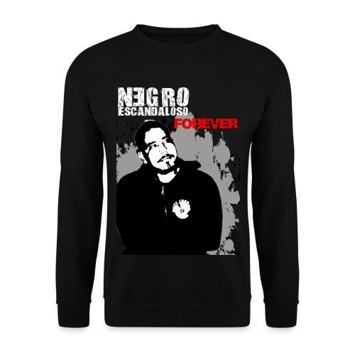 negro 4 ever sweatshirt - Herrtröja