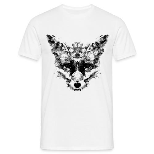 T-shirt renard - T-shirt Homme