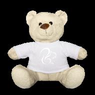 Teddy Bear Toys ~ Teddy Bear ~ Teddy Bear With Logo T-shirt (black)
