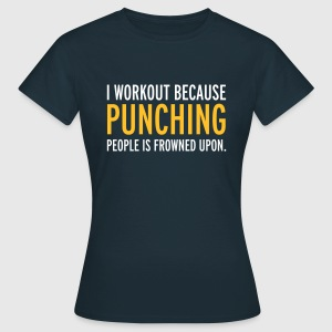Workout T-Shirts - Women's T-Shirt