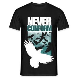 Never Conform (Premium T) - Men's T-Shirt