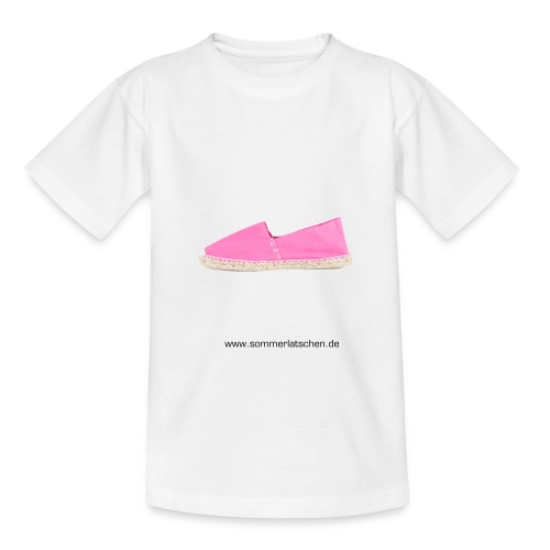 TPE - The Pink Espadrille - Kinder T-Shirt