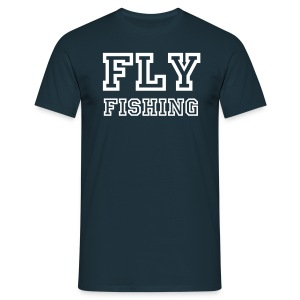 FLYFISHING - T-shirt herr