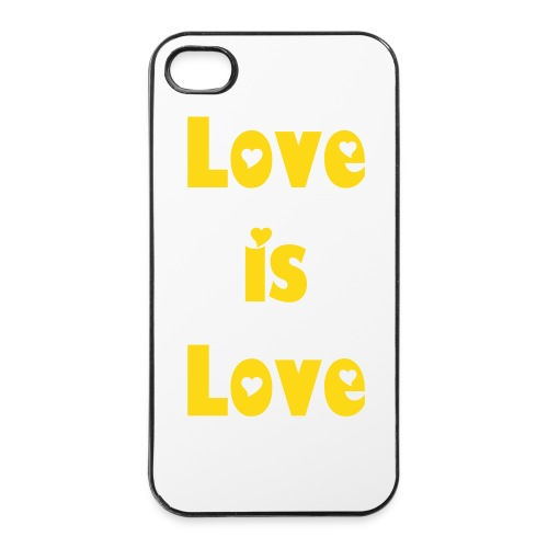 Love is Love - iPhone 4/4s Hard Case