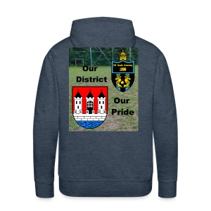 Our District Our Pride Hoodie - Männer Premium Hoodie