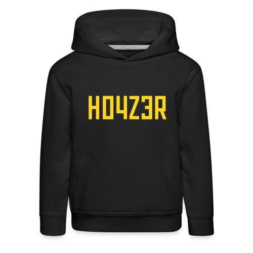 Hoyzer Kidz hood - Premium-Luvtröja barn
