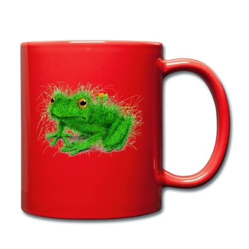 Grasfrosch - Tasse einfarbig