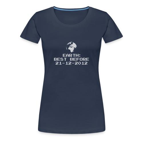 Laatste maand - Vrouwen Premium T-shirt