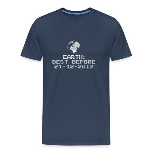 Laatste maand - Mannen Premium T-shirt