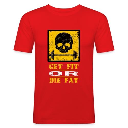 Get fit - T-shirt près du corps Homme