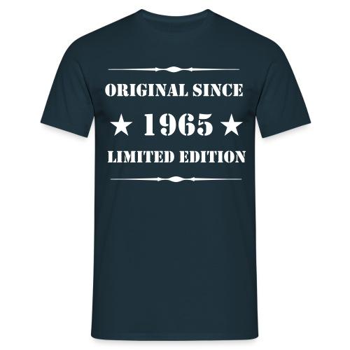 Shirt mit Aufdruck, 1965 Limited Edition - Männer T-Shirt