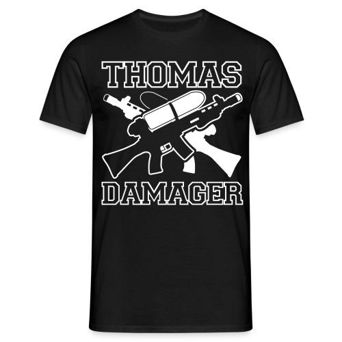 Gangshirt - Männer T-Shirt