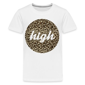 high T-shirt - Teenager Premium T-Shirt