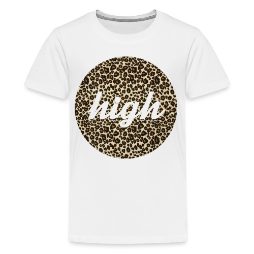 high T-shirt - Teenager Premium T-Shirt