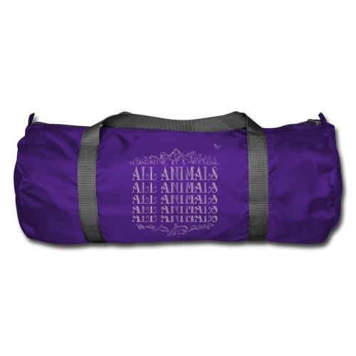 All Animals   - Sac de sport
