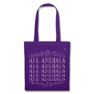 All Animals   - Tote Bag