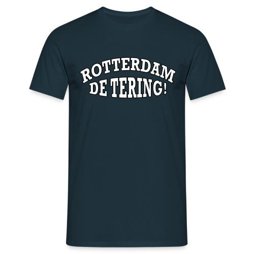 Rotterdam - De Tering! - Mannen T-shirt