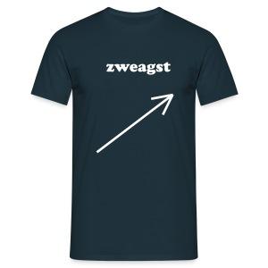 zweagst  | T-Shirt | Herren - Männer T-Shirt