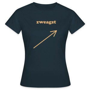 zweagst  | T-Shirt | Damen - Frauen T-Shirt