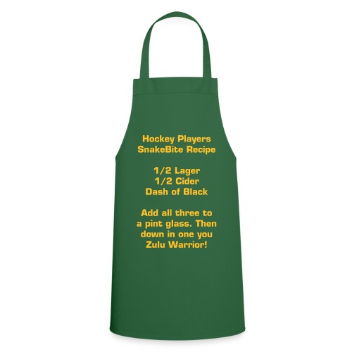 SnakeBite Zulu Warrior Apron! - Cooking Apron