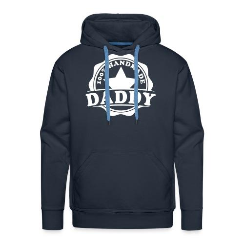 daddy 100 percent handmade Hoodie - Männer Premium Hoodie