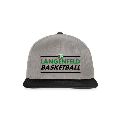 Langenfeld Basketball Snapback Cap (Alternativ) - Snapback Cap