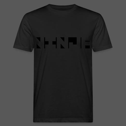 Ninja - Männer Bio-T-Shirt