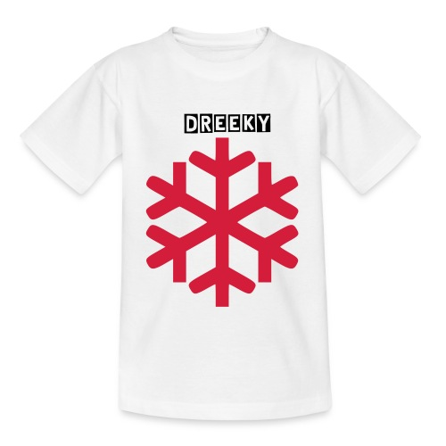 Snow - T-shirt Ado