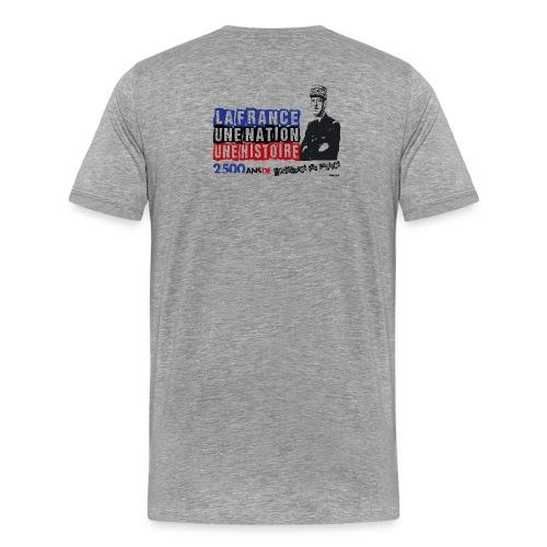 La Résistance . - T-shirt Premium Homme