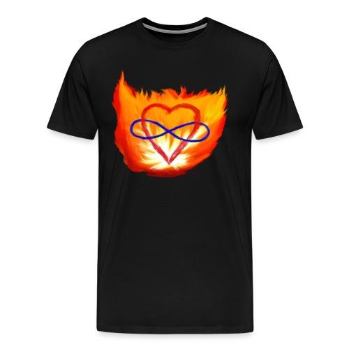 Polyamory - Männer Premium T-Shirt