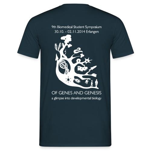 Symposium 2014 in Erlangen - Männer T-Shirt