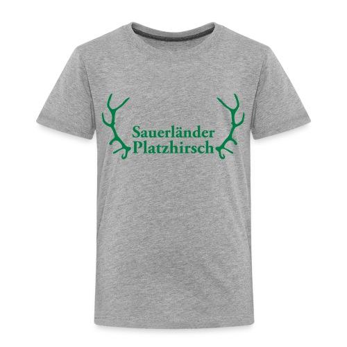 Platzhirsch - Kinder Premium T-Shirt