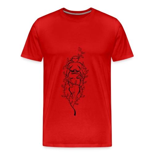 T-Shirt Göttin - Männer Premium T-Shirt