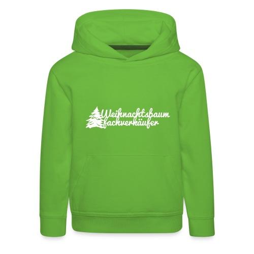 Baumfachverkäufer - Kinder Premium Hoodie