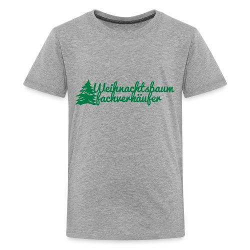 Baumfachverkäufer - Teenager Premium T-Shirt