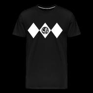 T-Shirts ~ Männer Premium T-Shirt ~ Black Ranger - Männer