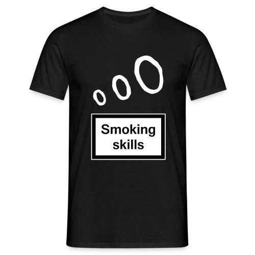 + Smoking skills T-Shirts - Men's T-Shirt