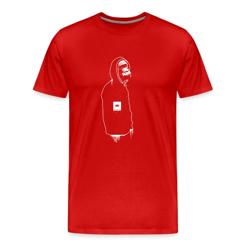 Fantomasz - Gorilla - Männer Premium T-Shirt