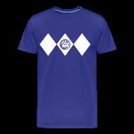 T-Shirts ~ Männer Premium T-Shirt ~ Blue Ranger - Männer