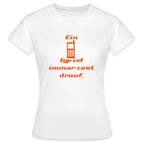 DamenT-Shirt - Frauen T-Shirt