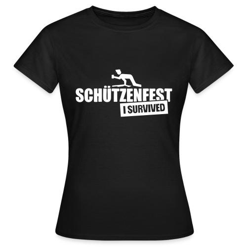 Schützenheld - Frauen T-Shirt
