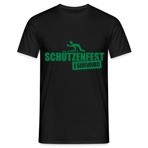 Schützenheld - Männer T-Shirt