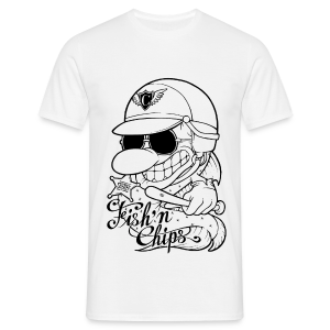 Fish'n Chips Tee shirts - T-shirt Homme