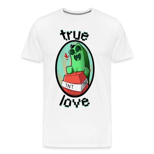 True Love Shirt - Maglietta Premium da uomo