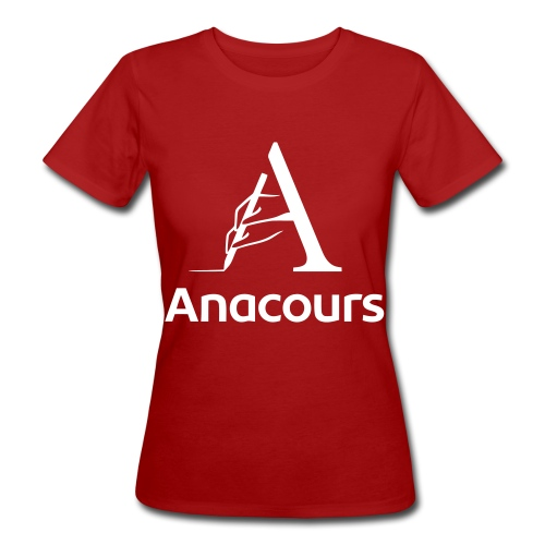 T-Shirt femme Anacours Annecy TEST 3 - T-shirt bio Femme
