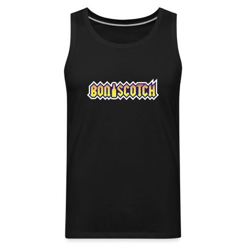 BonScotch Muskel-Shirt für Herren - Männer Premium Tank Top