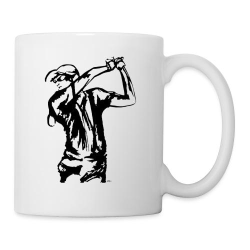 GOLF - Mug blanc
